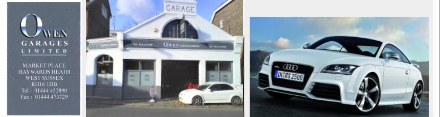 Owen Garages Limited